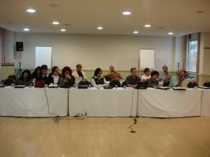 Participantes do Diálogo Latino-americano